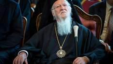 Вселенський патріарх Варфоломій прийняв у себе дітей загиблих на війні українських військових