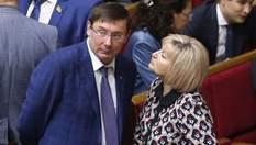 Луценко йде, але зовсім трішки: на яку політичну практику розраховує генпрокурор