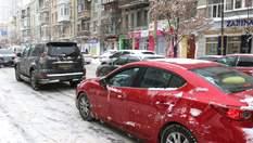 Прогноз погоди на 15 листопада: дощ зі снігом накриє більшу частину України