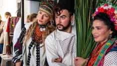 Єфросиніна, Нікітюк та Фреймут знялися у автентичному вбранні: яскравий фоторепортаж