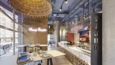 Как выглядит ресторан в Лиссабоне с интерьером от украинского дизайнера: фото