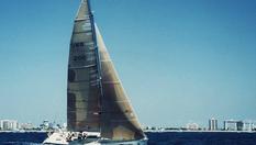 Как украинская яхта несмотря на ужасные препятствия совершила кругосветное путешествие