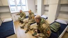 В День ВСУ 125 военных и кот заселились в новое общежитие: фото с новоселья