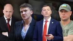 Клоуни і коміки на виборах-2019: про епатажних кандидатів і їхні шанси на перемогу