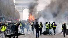 Як протести у Франції  впливають на Україну