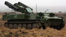 Ракетні комплекси та танки: спостерігачі розповіли про військову техніку бойовиків