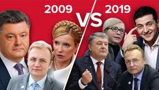 Как изменились топ-кандидаты в президенты за 10 лет: факты, которые поражают