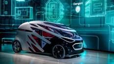 Mercedes-Benz показал маршрутку будущего: впечатляющие фото и видео