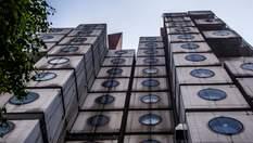 Архітектор з Одеси українізував відому вежу в Токіо: фото зсередини