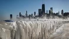 Арктичний холод у США, є жертви: шокуючі фото та відео