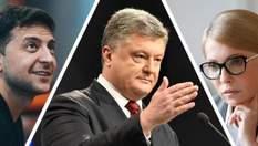 Президентські вибори 2019: що обіцяють кандидати