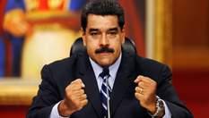 За наказом Мадуро Венесуела закриває кордон з Бразилією