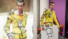 Антон Головаченко – українець, який створив унікальний штучний скелет