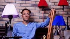 """""""Дивні світильники"""" Філіпа Ковалевського: як підручні предмети перетворити на світлу справу"""