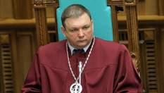 """Влаштували """"революцію"""": у Конституційному Суді вимагають відставки його голови Шевчука"""
