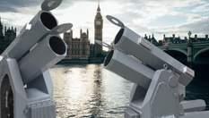 """""""Розумні"""" кулі, риба-робот та лазерна техніка: якою зброєю користуються провідні країни світу"""