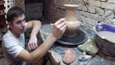 Антон Микитюк – гончар из Прикарпатья, который возрождает традиции покутской керамики