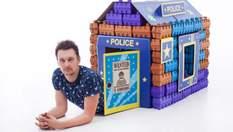 """Українець, який """"кинув"""" журналістику та створює унікальні іграшки: яскраві фото"""