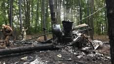 Чому впав вертоліт Мі-8 на Рівненщині: відома основна версія