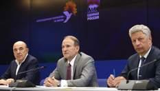 Будут делать все, чтобы реализовать требования Москвы – Сыроед о Медведчуке и Бойко в парламенте