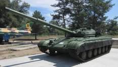 """Т-64 """"Булат"""" - основной боевой танк украинской армии, подвергшийся мощным модернизациям"""