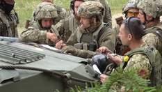 Українські військові викликали справжній фурор на міжнародних навчаннях Combined resolve: відео