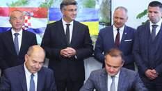 ДТЕК розпочав співпрацю з енергетичною компанією Хорватії HEP