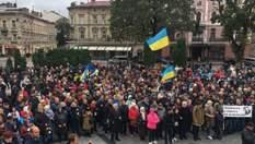 Вышиванка для Зеленского: почему протестующие хотят перевоспитать президента, – Дубинянский