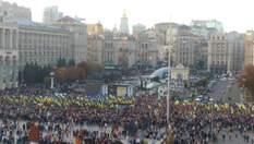 """Марш """"Ні капітуляції!"""" у Києві: повне відео"""