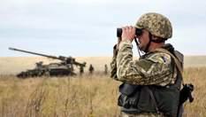 Боевики усилили обстрелы на Донбассе: ранен украинский военный