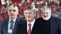 Сколько лет нужно работать украинцу, чтобы заработать состояние 7 миллиардеров Украины