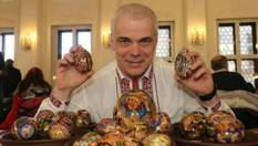 Українець створює унікальні писанки, якими надихається Gucci:  фото, відео