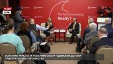 Vodafone Україна та Vodafone Group підписали договір про стратегічне партнерство