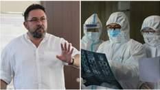 Заява Потураєва, одужав перший хворий на коронавірус в Україні – Гуд найт Юкрейн