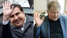 Возвращение Саакашвили. Коломойский против НАБУ – Гуд найт Юкрейн