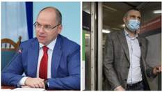 Степанов про выплаты надбавок медикам, визит Кличко в столичное метро – Гуд найт Юкрейн