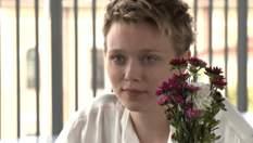 В Киев прилетела американская актриса с украинскими корнями Иванна Сахно