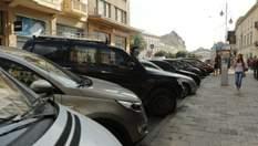 У Львові хочуть заборонити в'їзд дизельних автомобілів: деталі