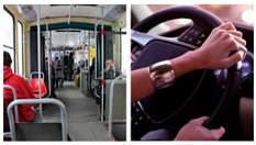 Обстріл трамвая з пасажирами, п'яний дебош водійки на Хрещатику – Ти дивись