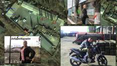 """База окупаційних військ на Донбасі: як любителька красивих фоточок """"спалила"""" сепарську техніку"""