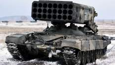 """Росія використовує важкі вогнеметні системи """"Буратіно"""": нові докази, хронологія"""
