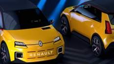 Легендарный хэтчбек Renault 5 возродят в виде электрокара: захватывающие фото