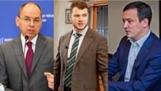 """Наговорили: какие достижения себе """"приписали"""" в отчетах экс-министр Петрашко, Криклий и Степанов"""