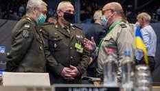 Безпекова ситуація в Україні і реформа ЗСУ: як відбулось засідання Військового комітету НАТО