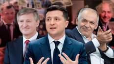 """Олигархи под прицелом: """"золотая"""" шестерка тех, кто может пострадать от нового законопроекта"""
