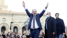 Парламентские выборы в Армении: с огромным отрывом лидирует Пашинян