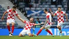 Хорватія обіграла Шотландію та зменшила шанси України на плей-офф Євро-2020: відео