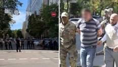 Захоплення будівлі уряду й спецоперація поліції: детально про все, що відбулося