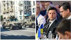 """У Кремля не припиняє """"палати"""" через Україну: Москву зачепили парад і Кримська платформа"""