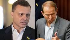 Розправа над соратником з ОПЗЖ: за що Медведчук покарав Льовочкіна санкціями Кремля